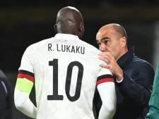 Pourquoi Romelu Lukaku portait le numéro 10 et non le 9 en Islande