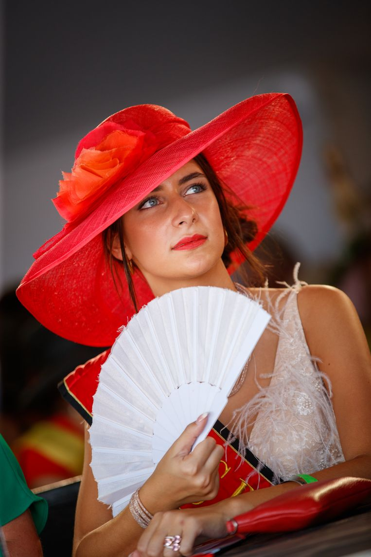 Miss België 2019 Elena Castro Suarez.