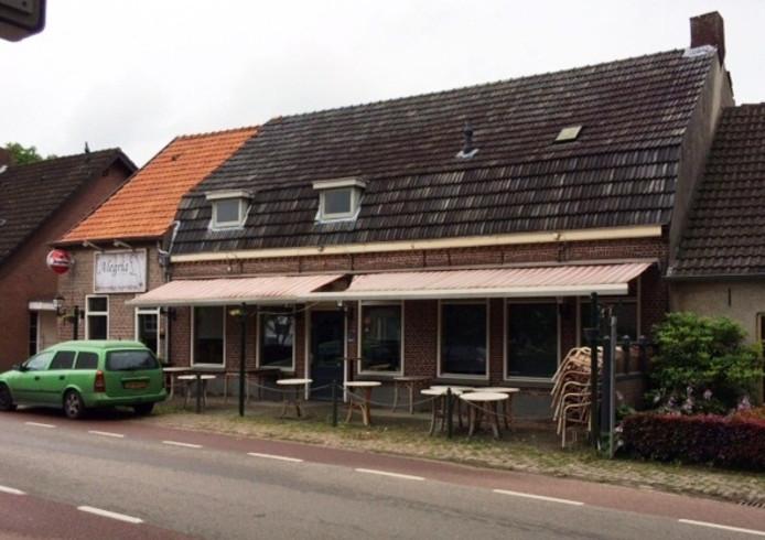Café-restaurant Alegria