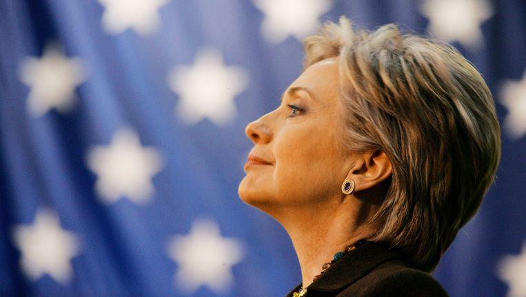Hillary Rodham Clinton. Beeld AP