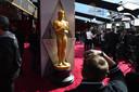 De rode loper bij de aanvang van de meest recente editie van de Oscars.
