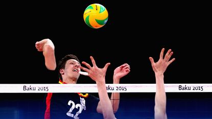 Belgische volleymannen mogen inpakkken na verlies tegen Duitsland