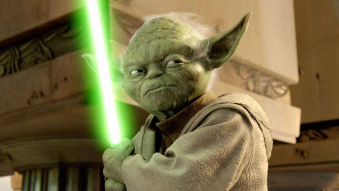 Doe als Jedi Yoda, durf risico's te nemen.