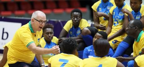 Peter Karreman zit met zijn hart nog bij teams van Rwanda