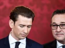 """Le gouvernement autrichien a implosé: """"Assez est assez!"""""""