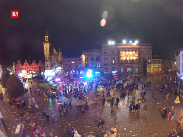timelapse Aalst Carnaval