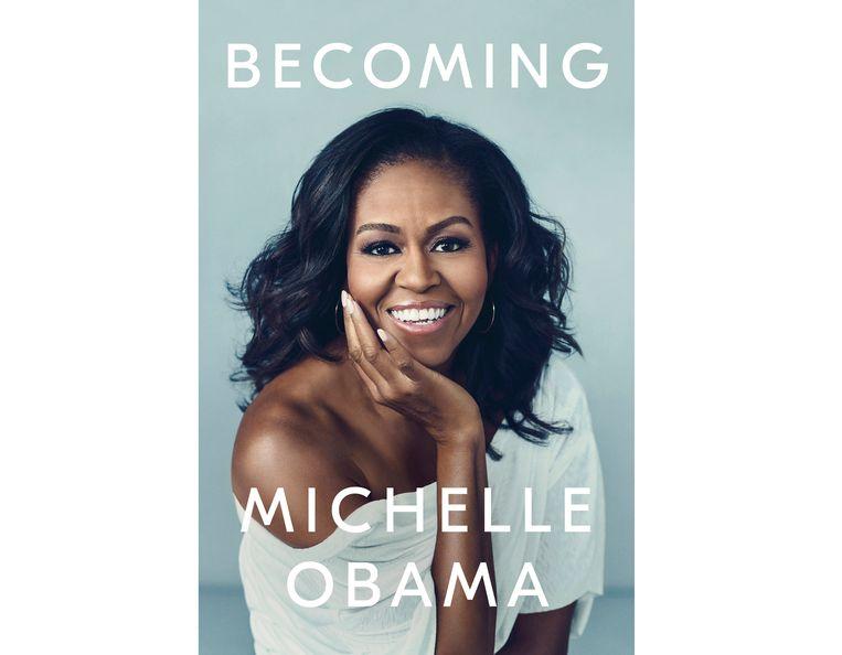 Ook in haar boek Becoming schrijft Michelle Obama dat ze geen ambitie heeft op president te worden van de VS.