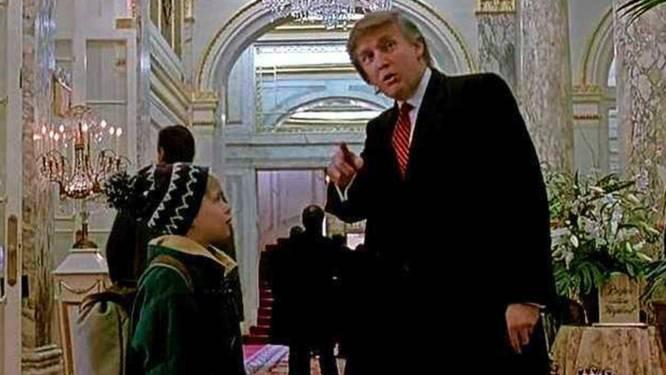 """""""Donald Trump kreeg zijn rol in 'Home Alone 2' door chantage"""""""