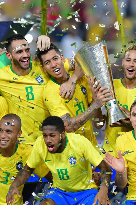 Brazilië klopt Argentinië in Saoedi-Arabië