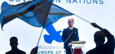Wilders wil 'Trumpiaans' vluchtelingenbeleid met muur