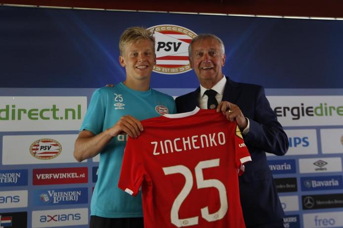 Oleksandr Zinchencko