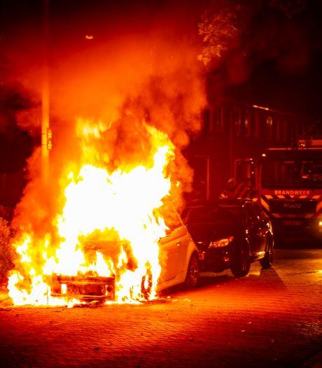 70 procent meer autobranden in Arnhem, bekijk hier hoe het in jouw gemeente zit