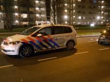 Politieagent veroorzaakt zelf ongeluk in Apeldoorn