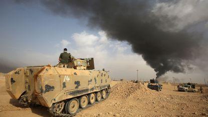 IS krijgt zware klappen in Syrië en Irak