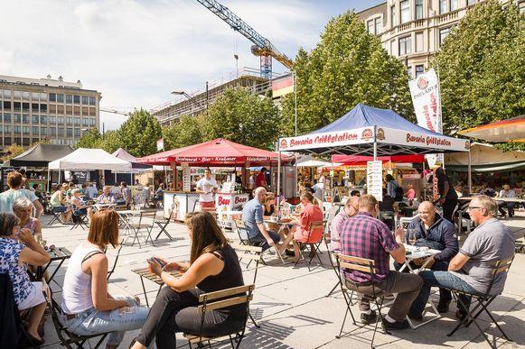 Fiesta Europa editie 2017: een en al gezelligheid