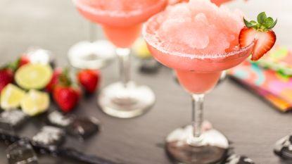 Matcha tot strawberry: de margarita cocktail heruitgevonden