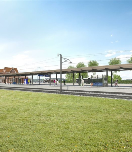 Opknapbeurt station Nordhorn begonnen