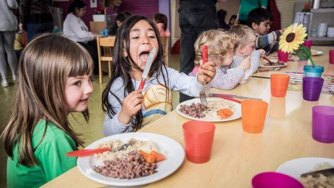 Stad voert onderzoek naar effect van duurzame, betaalbare maaltijden in Gentse kleuterscholen