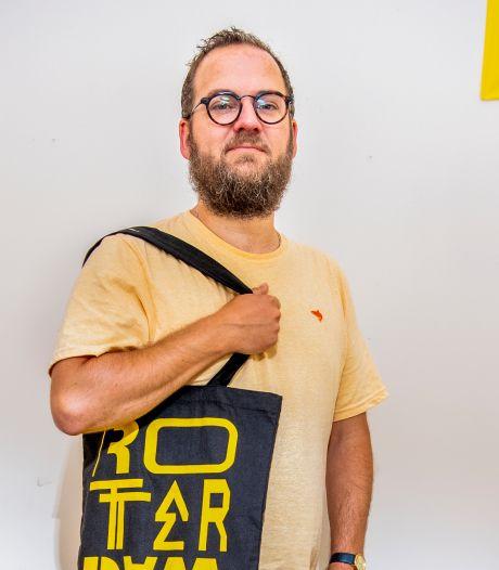 Duo maakt kunst uit trots voor de stad: 'Iedereen riep jarenlang hoe lelijk Rotterdam was'