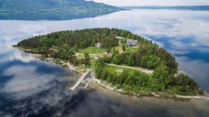 Belg ontwerpt memoriaal voor slachtoffers Breivik op Noors eiland Utoya