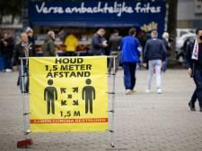 Eén op zes Nederlanders laat coronaregels vallen: 'Er is echt iets mis'