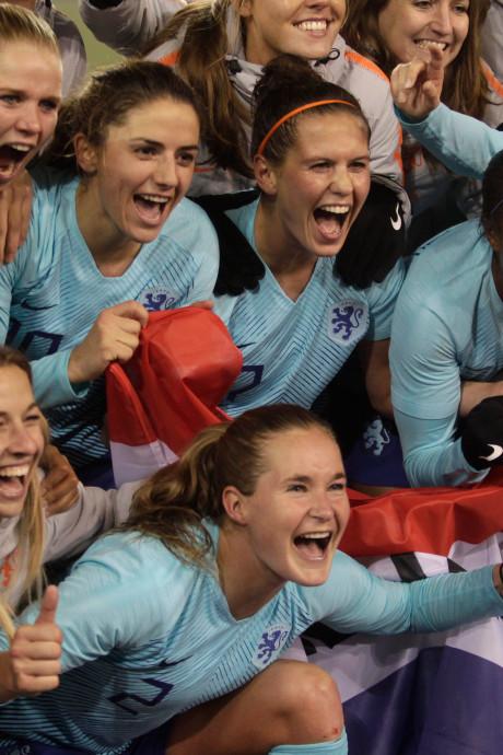 Oranje plaatst zich in Zwitserland voor WK 2019 in Frankrijk