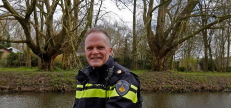 Dordtse wijkagent wordt Brabantse boswachter: 'het is vergelijkbaar werk, maar dan in de natuur'