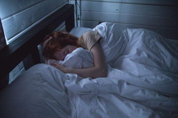 Slaap.