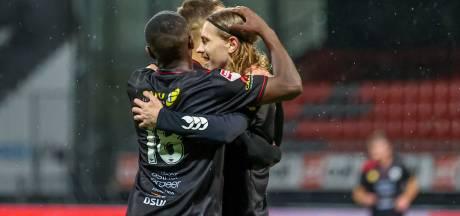 Twee doelpunten Omarsson zorgen voor ruime bekerzege Excelsior