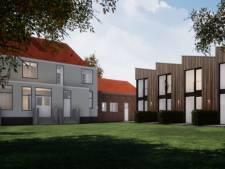 Appartementen voor jongeren in en bij pastorie Rosmalen