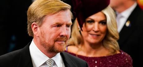 Even is de koning een popster: 'Dé baard maakt hem mannelijker'