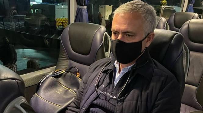 """Boze Mourinho geeft toe dat hij duel met Leko verloor: """"Antwerp kreeg wat het verdiende. Mijn schuld"""""""