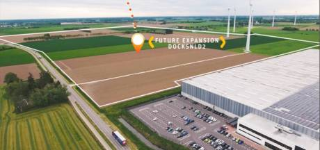 Smeekbede van Azewijn zonder succes: Provincie gooit deur voor uitbreiding DocksNLD niet dicht