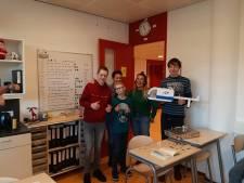 Trio van middelbare school Rosmalen wint Bossche Onderwijs Innovatieprijs
