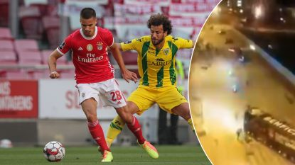 """Spelersbus van Benfica aangevallen na match, twee spelers moeten naar ziekenhuis: """"Een criminele actie"""""""