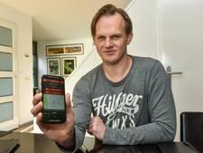 Na de succesvolle 112 App komt Erik Blaauw uit Vlijmen nu met de Kiwi App: bellen zonder te ontgrendelen