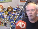 Pim Bunk dreigt Disneyverzameling kwijt te raken