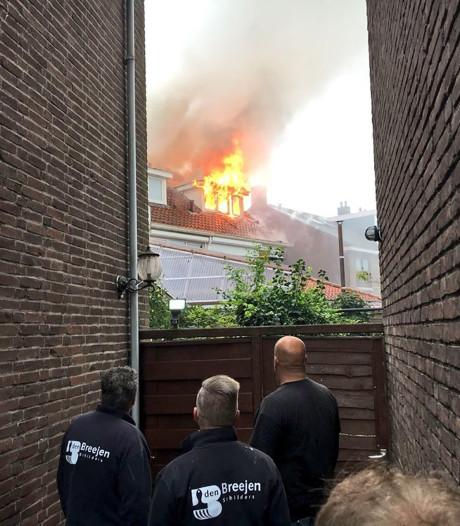'Veroorzakers' brand in Sliedrecht later voor de rechter