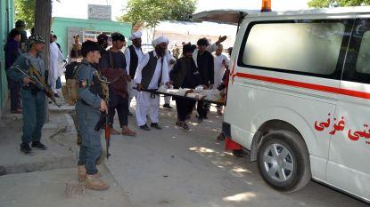 Minstens zes doden bij aanslag met bomauto in Afghanistan