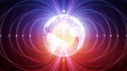 Ondanks doemscenario's: magnetisch veld van Aarde zal voorlopig niet omkeren volgens nieuwe studie
