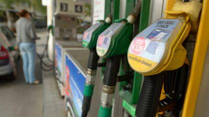 Diesel tanken morgen goedkoper
