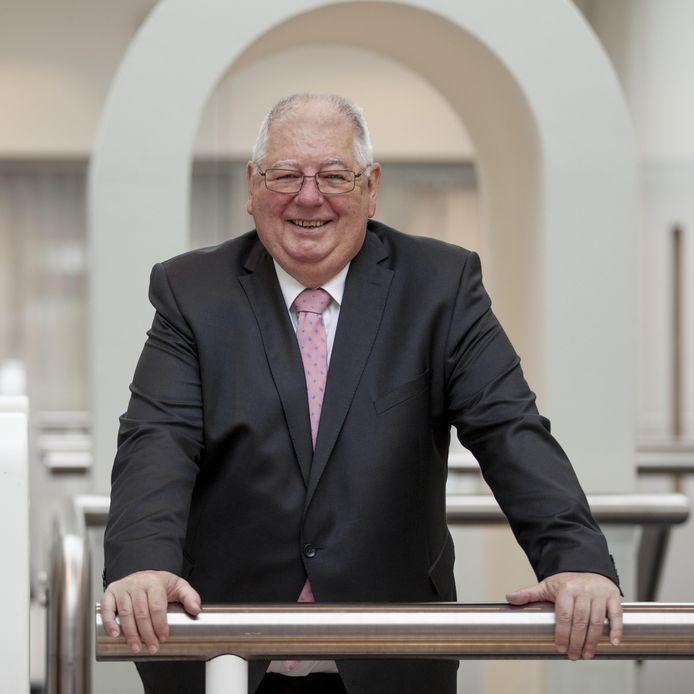 Wethouder Wim Sinderdinck.