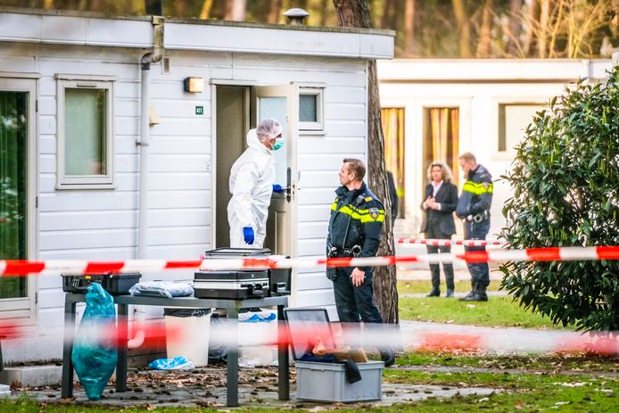 Op vakantiepark 't Wolfsven in Mierlo werd vorige week een dode vrouw uit Eindhoven gevonden.