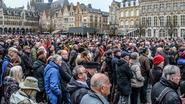 Vijfduizend mensen volgen herdenking Wapenstilstand