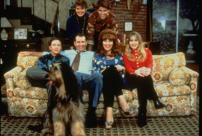 Onder andere de sitcom 'Married With Children' is vanaf deze maand te zien op VTM GO.