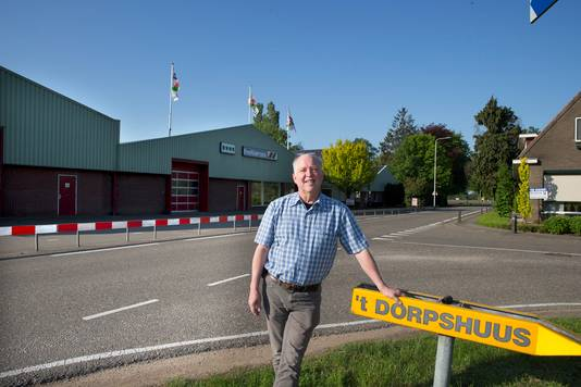 Jan Willem Hoopman, directeur van machinebedrijf Holaras-Hoopman. Dit bedrijf zit al meer dan 100 jaar aan de Dinxperlosestraatweg.