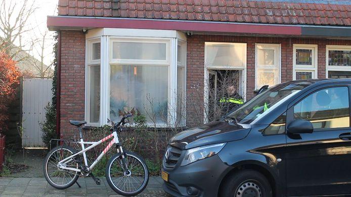 De politie viel in januari de woning binnen van Marthijn Uittenbogaard en hield diens 32-jarige vriend aan.