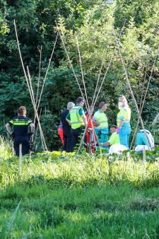 Rotterdammer (69) overleden na val in water bij Rotterdam-Zevenkamp
