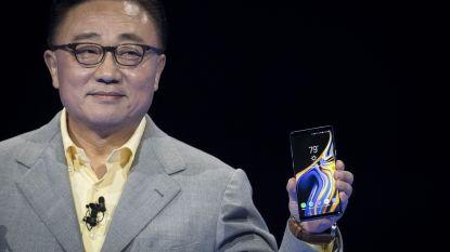 Nieuwste Samsung maakt gras zélf groener