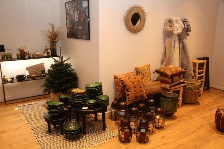 In Quartier Artisanal in Oordegem vind je een massa fijne handgemaakte producten.
